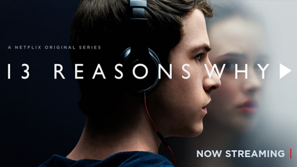 13 Reasons Why op Netflix
