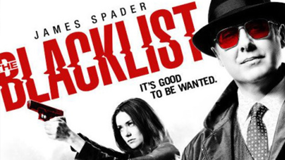 The Blacklist seizoen 1 t/m 4