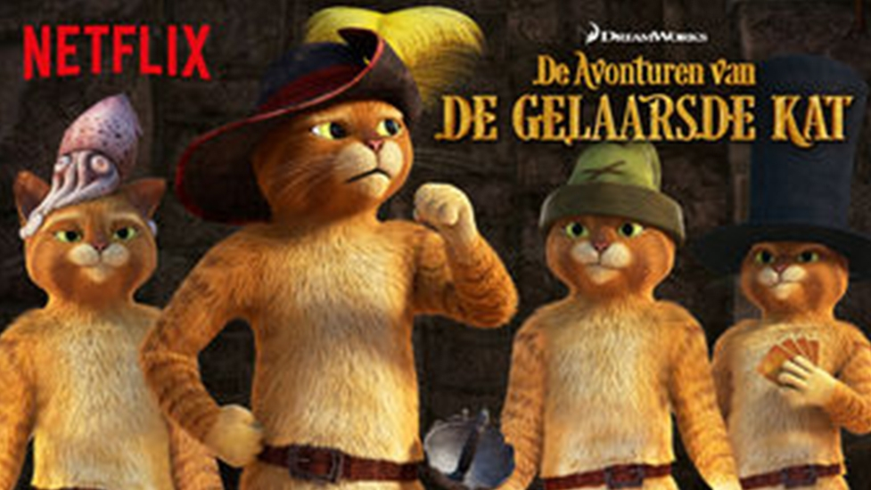 De Avonturen van de Gelaarsde Kat