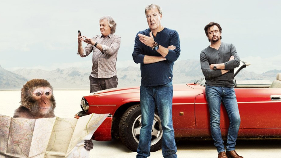The Grand Tour op Prime Video