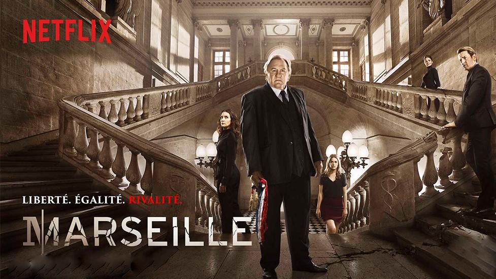 Marseille op Netflix