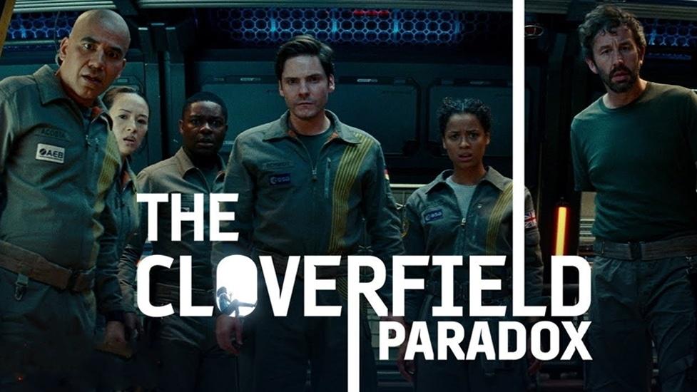 The Cloverfield Paradox op Netflix