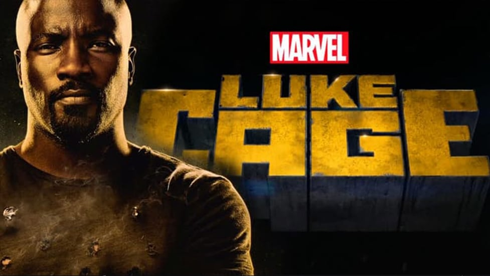 Luke Cage op Netflix