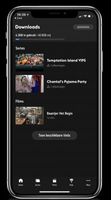 iphonex videoland offline