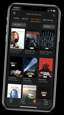HBO app Nederland
