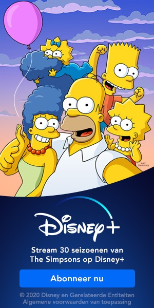 Neem Disney+ abonnement